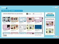 http://popplet.com/ est un outil qui permet de travailler autrement pour les élèves et enseignants. Grâce à Popplet, les élèves peuvent organiser leur pensée de façon différente en utilisant des images, dessins, vidéos pour démontrer des concepts propres à une thématique. Au-delà de la question de l'organisation graphique de l'information, Popplet permet d'accomplir un véritable travail collaboratif chez les élèves (et chez les profs.)