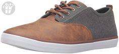 Call It Spring Men's Sevawen Fashion Sneaker, Cognac, 7 D US (*Amazon Partner-Link)