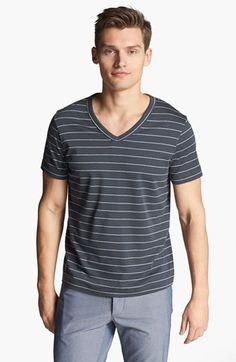 Theory 'Tidal Andiron' V-Neck T-Shirt | Nordstrom