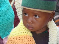 Knitting (and Crocheting) for AIDS Orphans - Let's start a movement! - One Good Thing by Jillee