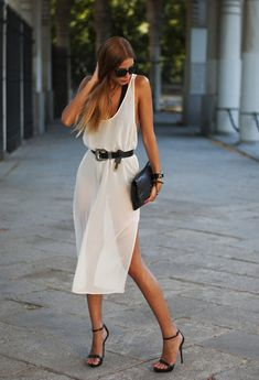 Trendy Street Style Trendy Combinations for the Summer.