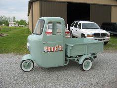 Pete's Lambretta