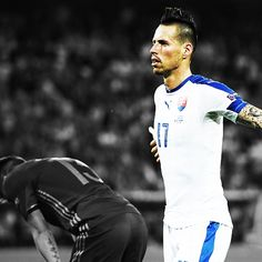 Euro Player of the Day: Hamaík inspires Slovakia