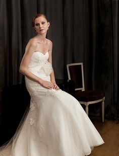 Judd Waddell Serena gown - brides dress with different belt