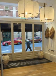 Mali Bluestone, honed from Bellstone & Slate at Alpha Restaurant at Sydney's Pan Hellenic Club