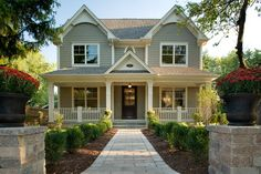 Oakley Homebuilders: Oakley Home Builders Home Styles - Farm House