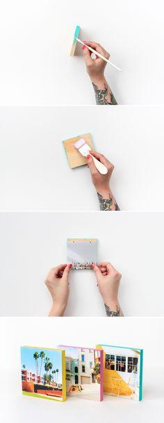 DIY Instagram Photo Wall Art