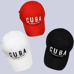 New in our shop! Gorra de baseball Cuba con letras Bordadas y tres colores Negro, Blanco Y rojo http://matapaluza.com/products/gorra-de-baseball-cuba-con-letras-bordadas-y-tres-colores-negro-blanco-y-rojo?utm_campaign=crowdfire&utm_content=crowdfire&utm_medium=social&utm_source=pinterest