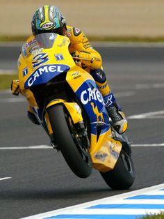 Max Biaggi MotoGP