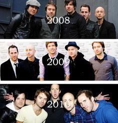 Simple Plan: 2008 - 2010