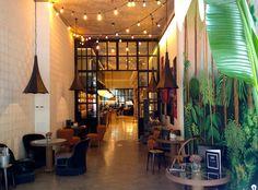 Cafetería Artte, Barcelona. Espacio artístico y sala de conciertos