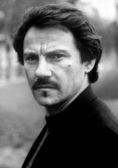 Harvey Keitel by Brian Hamil