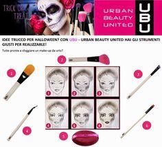Halloween è alle porte e UBU consiglia un make up da urlo.... - Diemmemakeup