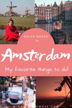 Wondering what is there to do in Amsterdam (and nearby places)?  Let me give you some wonderful recommendations of some of my FAVORITE things to do in and near this phenomenal city; things that made my visit utterly unforgettable ...  #travelguide #amsterdam #thenetherlands #netherlands #tourism #travel #traveltips #travelinspiration #travelblogger #travelbucketlist #europetravel #travelblog #exploremore #amsterdamnetherlands #amsterdamtraveltips #europetraveltips #besttraveltips…