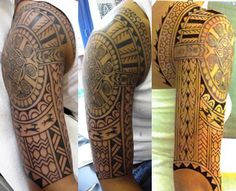 "I agree with the OP: ""THIS is the kind of ""tribal"" tattoo I <3!!!!"""