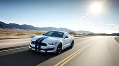 2015 Ford Mustang Shelby Ford returns with an updated version of its iconic Shelby Mustang. Originally introduced in Ford Mustang Shelby Gt500, 2015 Ford Mustang, Ford Mustangs, 2016 Mustang Gt350, Ford Shelby, Mustang Cars, Ford 2015, Red Mustang, Sport Cars