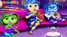 Em Divertida Mente Festa de Carnaval, você está convidada para essa super divertida festa de carnaval de Divertida Mente. Junte-se a Alegria, Nojinho e Tristeza e faça uma festa super legal; com tratamentos de beleza, sessão de filmes e muita diversão. Divirta-se jogando com Divertida Mente!