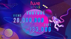20 Million Views and 13k Subs - FuseSchool
