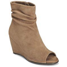 Resource Peep Toe Wedge Shootie | Women's Shoes Dress Shoes | Aerosoles