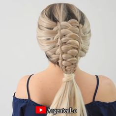 Braided Bun Hairstyles, Easy Hairstyles For Long Hair, Braids For Long Hair, Pretty Hairstyles, Hairstyle Braid, Braided Short Hair, Hairstyle Men, Style Hairstyle, Hairstyles 2018