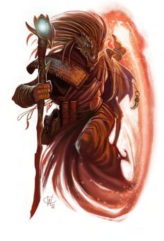 Dungeons and Dragons Dragonborn | DRAGONBORN! No, not the dovahkiin but they are just as cool!