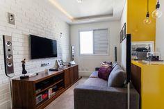 Um Apartamento Reformado Para Receber Amigos Em Seus 70 M²