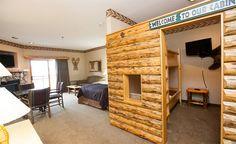 Dormir en una cabaña… ¡en Washington!