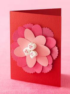 valentine day card to make