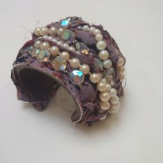 Jewelry craft: Idea from pic no directions