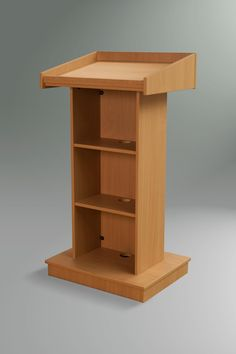 Australia made Post style lectern, pulpits and podiums