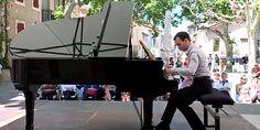 Déambulation musicale à la Roque d'Anthéron, un avant-goût au festival international de piano