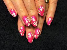 CND Schellack Midsummer nails
