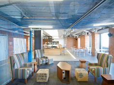 If You Want To Be A Real Tech Company, You Need A Fancy Green Office | Co.Exist | ideas + impact