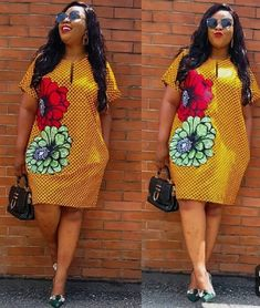 The ideal source for your afro chic life style and fashion site Short African Dresses, Ankara Short Gown Styles, Latest African Fashion Dresses, African Print Dresses, African Print Fashion, Ankara Dress Designs, African Print Dress Designs, Shweshwe Dresses, African Traditional Dresses