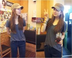 miss A member Suzy recently surprised visitors by making an unexpected visit to her parents' cafe to say hello. It was reported that she came to enjoy a cu