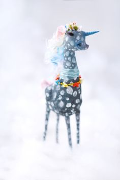 rainbow unicorn by da-bu-di-bu-da.deviantart.com on @deviantART