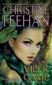 "Kam's Place: Review of ""Viper Game"" - Christine Feehan"