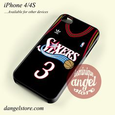 Sixers Basketball Jersey Phone case for iPhone 4/4s and another iPhone devices