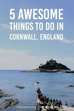 5 Awesome Things to Do in Cornwall, England  Now I know, England is more than just the home of the popular Harry Potter movie series and well-known landmarks. Yet, there's this place called Cornwall, where you can do plenty of things.  During our stay, we were able to tour around the city of London, Salisbury, Winchester, Portsmouth to name a few. I was able to see the destinations and landmarks which I've only been dreaming of to visit a few years back!