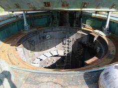 Russian Nuclear Silo   English Russia