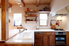 どんなキッチンが作業しやすい?L字型キッチンとコの字型キッチンのインテリア集♪ - Yahoo! BEAUTY