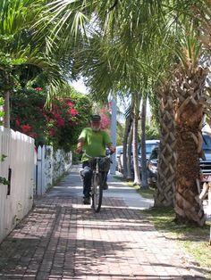 Florida Keys Bicycling
