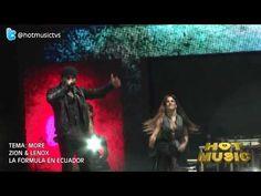 MORE - ZION Y LENOX LA FORMULA ECUADOR @HOT MUSIC