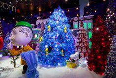 Macy's New York Christmas Windows 2015