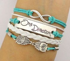 Not a big One Direction fan, but I like the look of this bracelet.