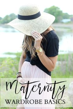 maternity wardrobe basics will get you through the full 9 months!