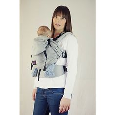 "The Emeibaby Carrier is the perfect combination of a soft structure carrier and woven wrap. It has the comfort and fit of a woven wrap with the ease of a soft structure carrier. The adjustable rings allow a perfect fit every time, no matter if your baby is 2 months or 22 months old! The Special Edition carriers are made fully out of wrap fabric and are exceptional and unique. The carriers are very soft, cuddly and do require special care (see ""Care Instructions"")."