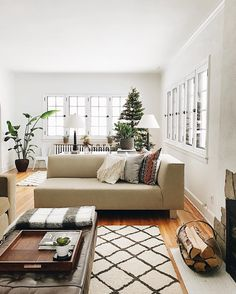 living space. clean and cozy.