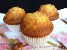 La cocina de sebeair: MAGDALENAS DE ACEITE DE OLIVA Y MIEL (thermomix y horno) Food N, Muffins, Breakfast, Recipes, Pancakes, Sweets, Olive Oil, Fairy Cakes, Oven