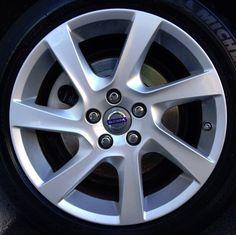 Pandora 17 x 7 Volvo #31373913 (color 965 Silver) also Volvo #31428519 (color 019 Black Stone) and Volvo #31414090 (color 948 Dark Grey), Offset 50mm, 9.6 kg